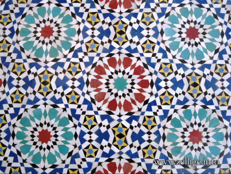 zellige marocain galerie de photos histoire techniques de fabrication du zellige au maroc. Black Bedroom Furniture Sets. Home Design Ideas